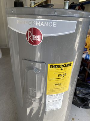 Water heater working perfect only 80 $. for Sale in North Miami, FL
