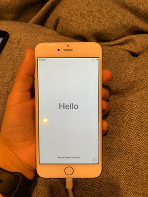 iPhone 6 Plus 16 GB for Sale in Palmdale, CA