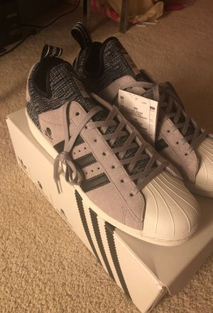 Bape x neighborhood x adidas Superstar Boost 10.5 DSWT for Sale in Sunnyvale, CA