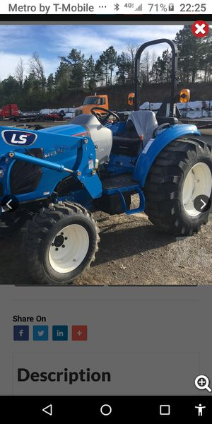 Tractor with operator for rent. for Sale in Stanton, CA