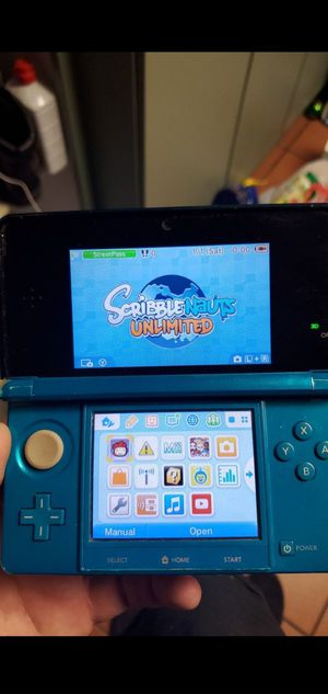 Nintendo 3DS (no charger) for Sale in Miami Gardens, FL