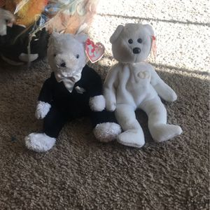 Ty Beanie Babies Extremely Rare for Sale in Fallbrook, CA