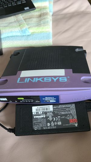 Linksys Wifi router for Sale in Delray Beach, FL