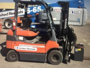 Electric forklift for Sale in Escondido, CA