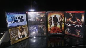 DVD Horror Collection for Sale in Denver, CO