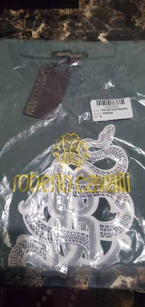 Roberto Cavalli T-shirt for Sale in Los Angeles, CA