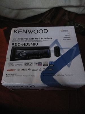 CD player hd for Sale in Hayward, CA