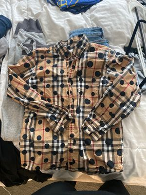 Burberry Shirt for Sale in San Diego, CA