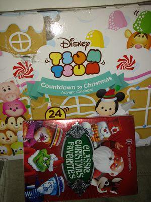 Disney Advent calendar & Xmas movies for Sale in Phoenix, AZ