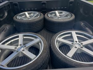 Concave Giovanna 20in wheels for Sale in Houston, TX