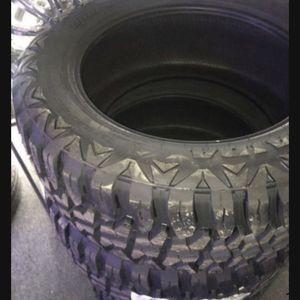 LT33x12.50R20 Mud Terrain 0121💰we Finance 💯 days same as CASH 💰 for Sale in San Jose, CA