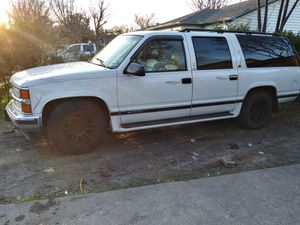 99 suburban for Sale in Garland, TX