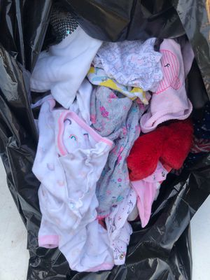 Free baby girl clothing for Sale in Los Angeles, CA