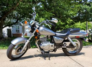 Suzuki GZ250 Motorcycle, Runs, 250cc, Never Dropped, Garage Kept for Sale in Scott Air Force Base, IL