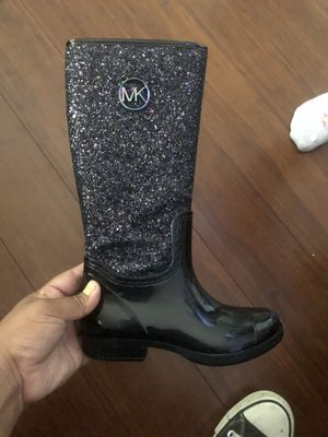 Michael Kors Rain Boots for girls for Sale in Los Angeles, CA