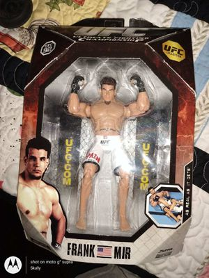 UFC's Frank Mir collectable action figure for Sale in Dallas, TX