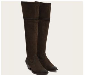Stop City Traffic w/ FRYE OTK Leather and Suede Western Boots for Sale in Chicago, IL