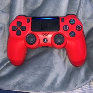 red ps4 controller for Sale in Mountlake Terrace, WA