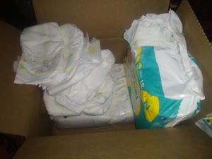 Newborn diapers for Sale in Taylor, MI