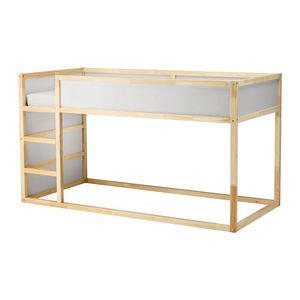 Reversible Ikea Twin size loft bed for Sale in US