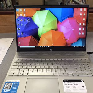 Hp Pavilion Laptop for Sale in Casper, WY