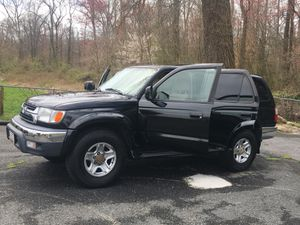 2002 Toyota 4Runner 4x4 for Sale in Hyattsville, MD