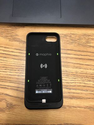 Mophie case iPhone 7/8 wireless charging for Sale in Henderson, NV