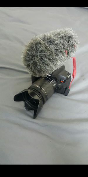 Canon t6i professional set-up for Sale in Fontana, CA