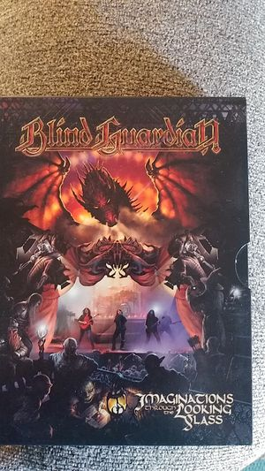 Blind Guardian..imaginations through the looking glass DVD for Sale in Murfreesboro, TN