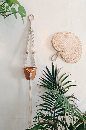 Macrame Plant Hanging Decor for Sale in San Diego, CA