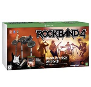 ROCK BAND 4 BAND IN A BOX BUNDLE XBOX ONE for Sale in Kissimmee, FL