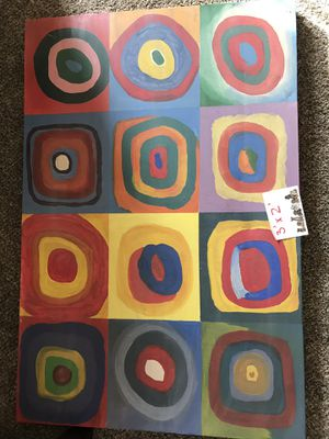 Canvas art for Sale in Hilliard, OH