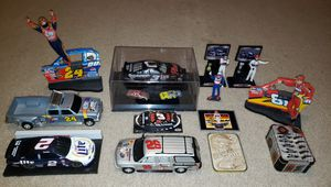 Dale Earnhardt Nascar Assorted Collectibles - Diecast Action Figure Statues Cards for Sale in Shady Hills, FL