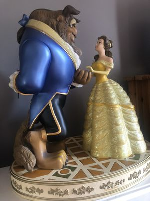 Disney big fig collection Beauty And The Beast for Sale in Brooklyn, NY