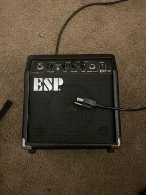 ESP 10 amplifier for Sale in San Diego, CA