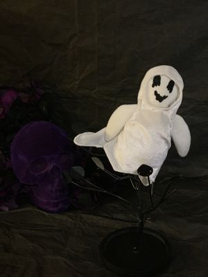 Ty Beanie Babies Sheets the Halloween Ghost for Sale in Huntington Beach, CA