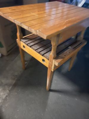 Wooden Multipurpose Table for Sale in Chino Hills, CA