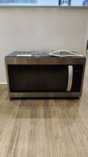 Under counter Whirlpool 30' inch microwave for Sale in McKinney, TX
