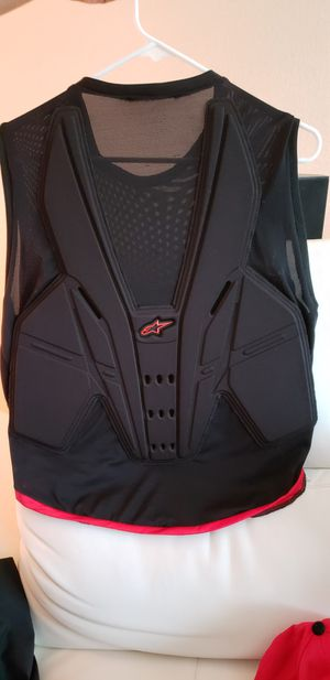 Motorcycle Vest Ninja size M/L for Sale in Spring, TX