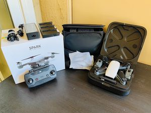 DJI Spark Fly More Combo for Sale in San Diego, CA