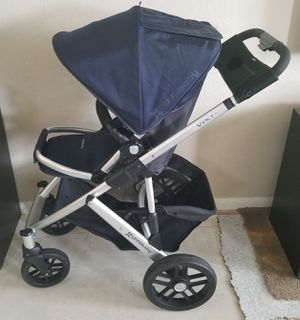 2013 Uppababy Vista w/Bassinet for Sale in Manor, TX