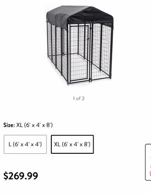 WIRED DOG KENNEL for Sale in Florissant, MO