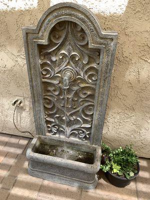 Garden fountain for Sale in Ontario, CA