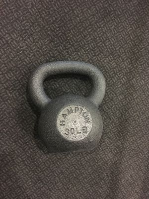 Kettlebell 30lbs for Sale in Cicero, IL
