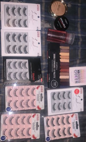 !!Makeup!! for Sale in Fresno, CA