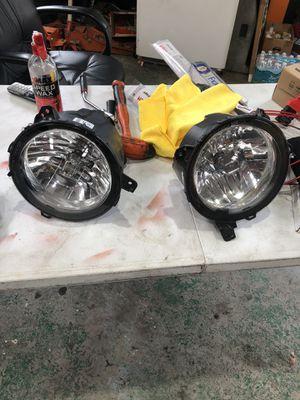 Jeep Headlights JL, wrangler and JT gladiator for Sale in Belleair Bluffs, FL