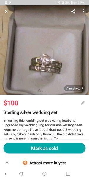 Wedding set for Sale in Severn, MD