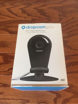 Dropcam Pro HD, WITH BOX, BARELY USED, GREAT CONDITION!!! for Sale in Ashburn, VA