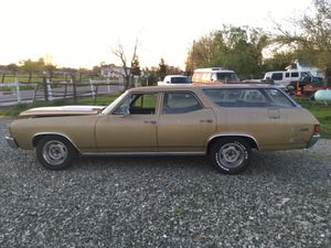 Parting out 72 Chevelle Wagon Concours - Parts for 68-72 A Bodies for Sale in Vacaville, CA