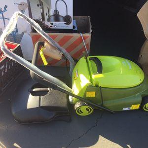 Corded Lawn Mower. New In Open Box for Sale in Norwalk, CA
